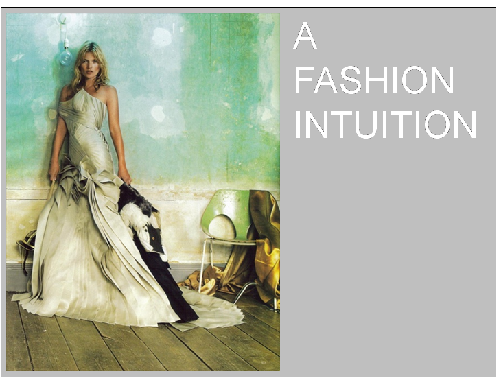 .:. A FASHION INTUITION .:.