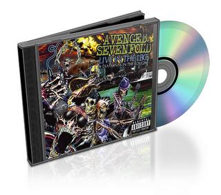 IN LIVE LBC DO THE BAIXAR DVD SEVENFOLD AVENGED
