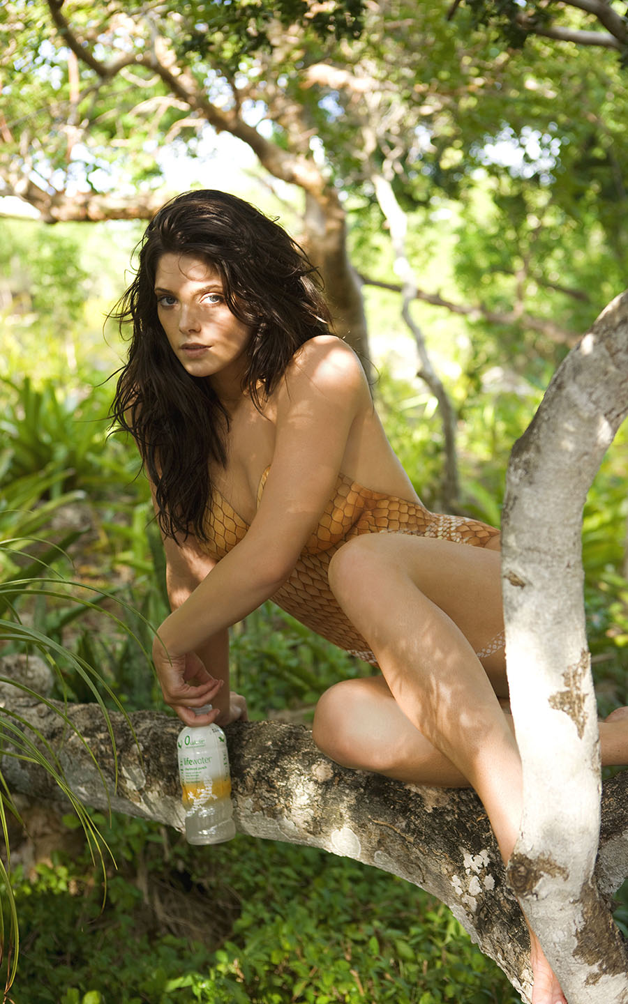Ashley Greene nue