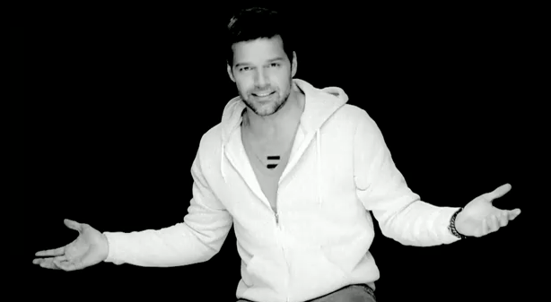 Ricky Martin the best thing about me is you
