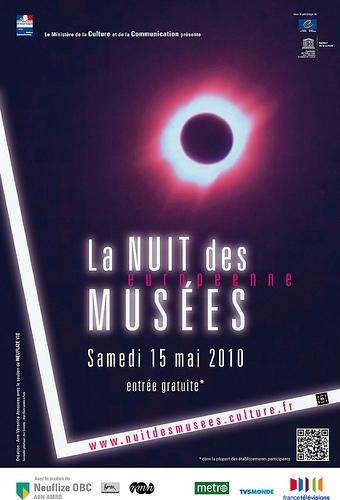 nuit des musées 2010
