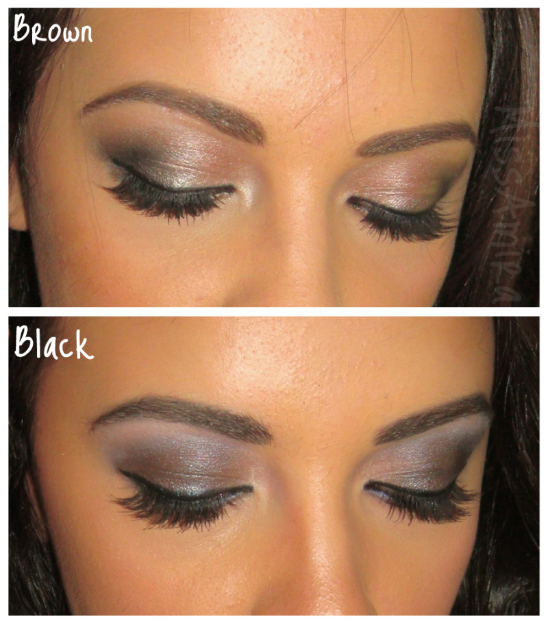 Miss Amira's Beauty Wonderland: HELP! - Color in eyebrows ...