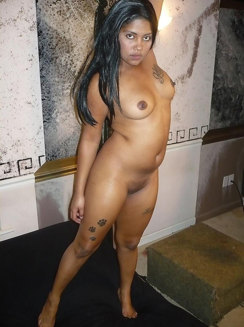 Nude american indian women