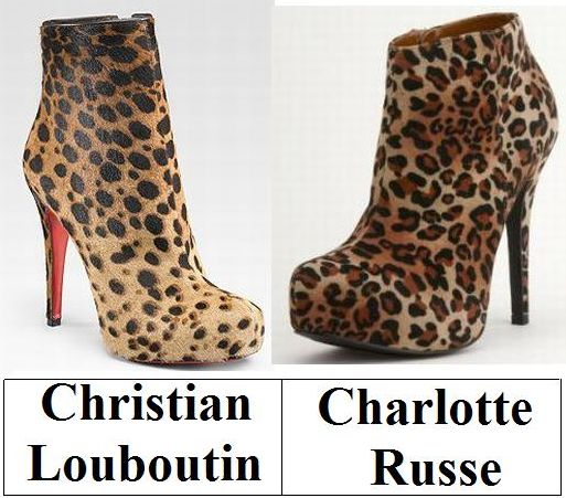 fcb093308ff1 Thrifty Thursday  Christian Louboutin Leopard Print Ankle Boots on a Budget