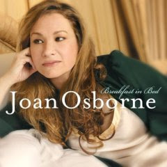 Joan Osborne - 'Breakfast in Bed' CD cover
