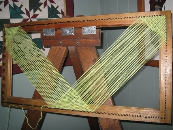 Franco S Fiber Adventure Luann S 3 50 Rectangle Loom