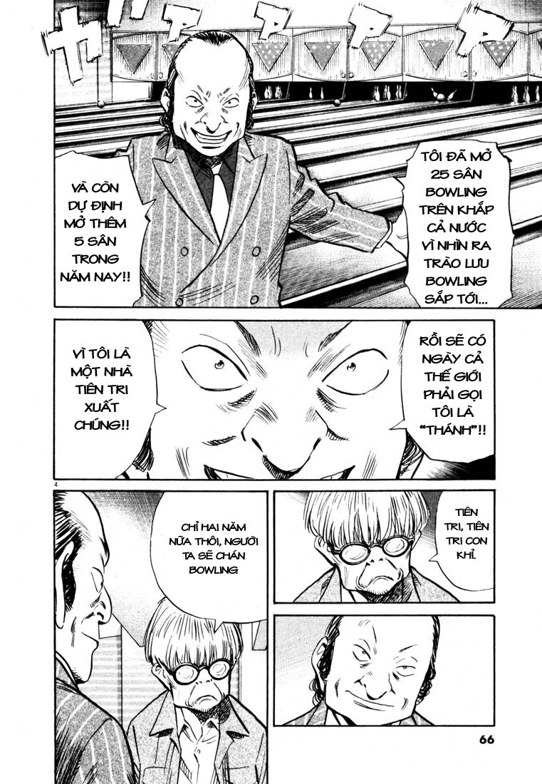 20th Century Boys chapter 149 trang 9