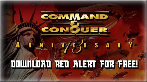 δωρεάν το Command & Conquer Red Alert
