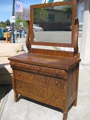 Uhuru Furniture Amp Collectibles Sold Antique Dresser