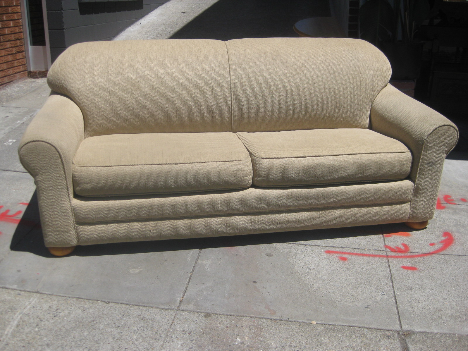 Uhuru Furniture Amp Collectibles Sold Sealy Sofabed 200