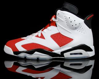 huge discount d04f1 2d16b The Hong Kong Dream: Air Jordan 6 Carmine