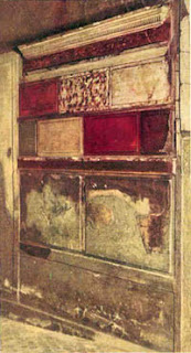 From Excavations Of Such Frescoes Art Historians Have Defined Four Styles Fresco Wall Paintings The Are Divided Both Chronologically And