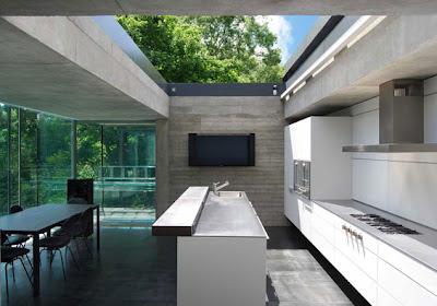 Otis Frank Open Air Kitchen