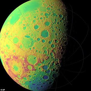 luna, foto hd