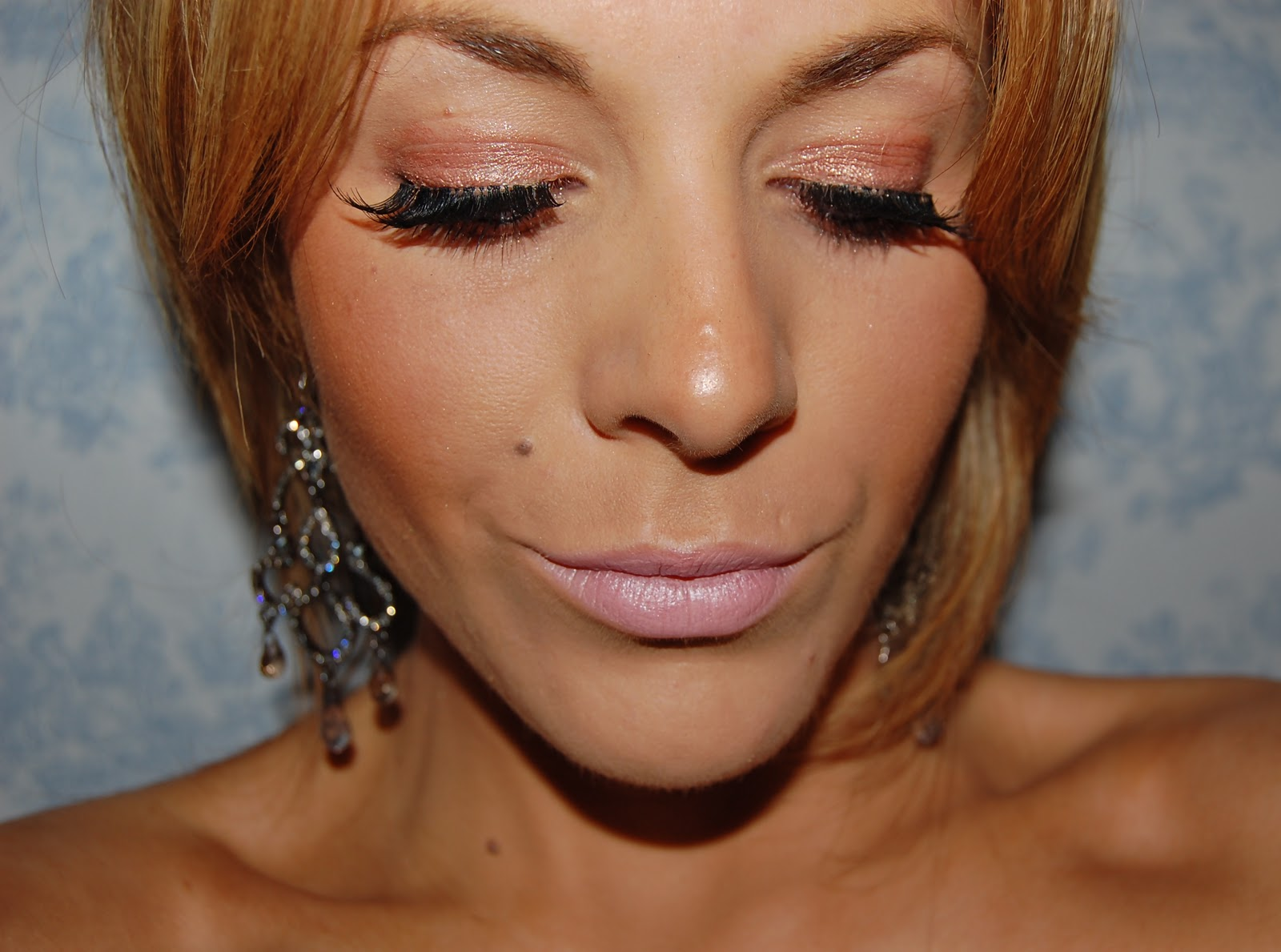 a9006d56be4 Flashing My Lashes - Milly Naomi