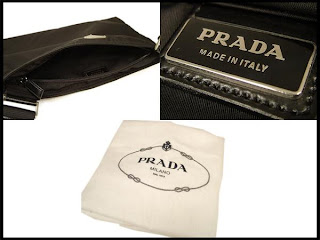 de281932f814 Prada Tessuto Sling Bag Size   30cm x 19cm. Condition   95% New Excellent  Material   Nylon (Black) Selling Price   RM 599