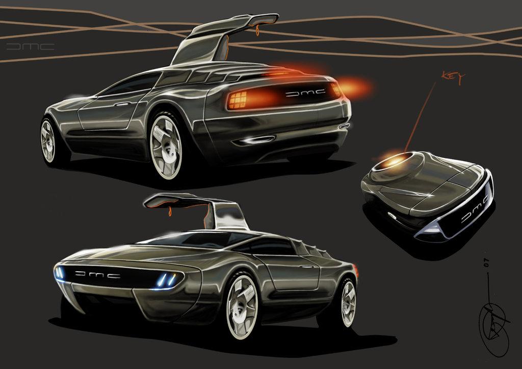 Car Concept Wallpaper 2010 - Awesome Design