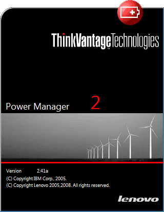 Lenovo Power Manager 2 | JaLooNz the Webbie