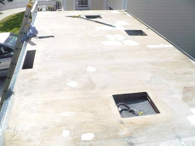 Rv Roof Replacement Project