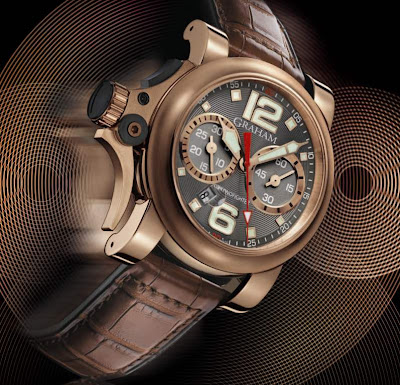 Chronofighter R.A.C. Trigger CHARCOAL RUSH