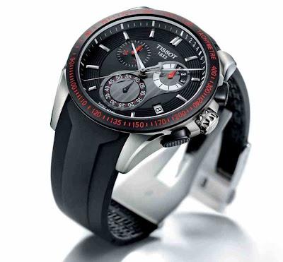 Tissot Veloci-T watch