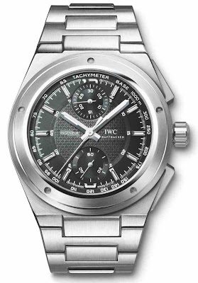 IWC Schaffhausen Ingenieur Chronograph and Ingenieur Chronograph AMG (2005)