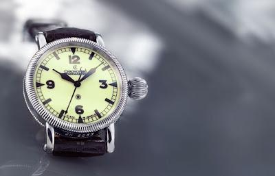 Chronoswiss Timemaster Handwound watch