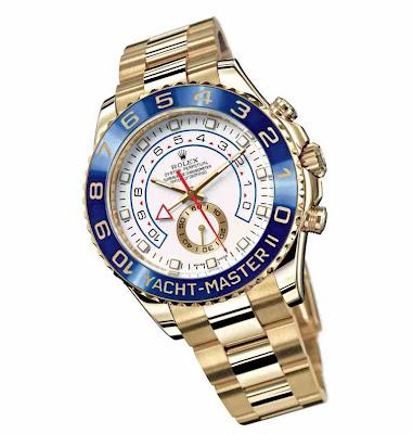 Rolex Oyster Perpetual Yacht-Master II Regatta Chronograph