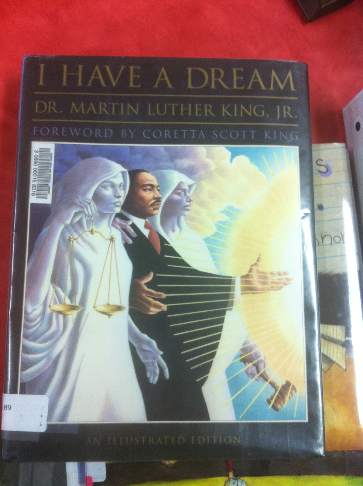 Every Single Book I Have A Dream Dr Martin Luther King Jr