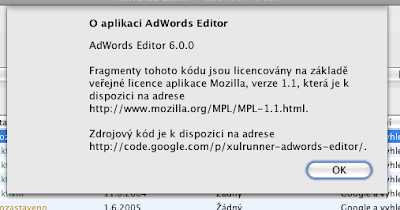 AdWords Editor 6.0.0