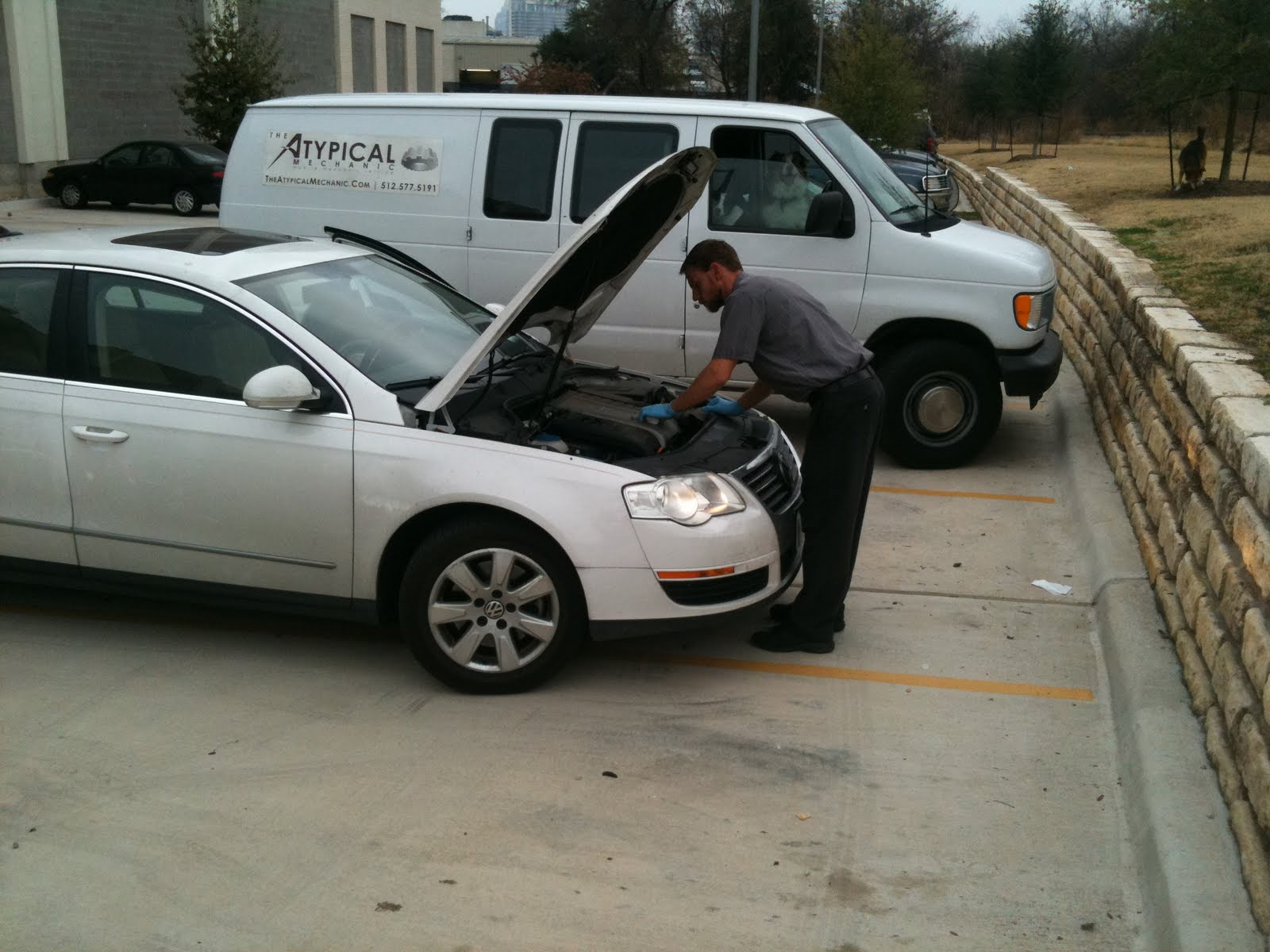 services the atypical mechanic