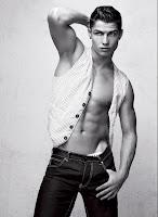 Cristiano Ronaldo for Armani underwear body sexy