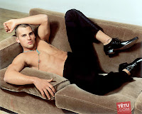 Tetu: Ryan Vigilant muscle male model