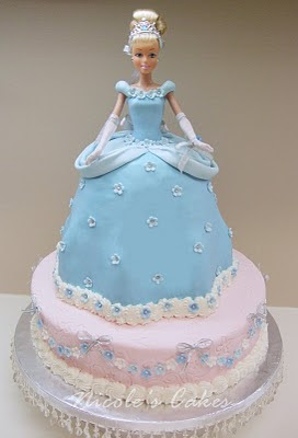 Confections Cakes Amp Creations Princess Cinderella