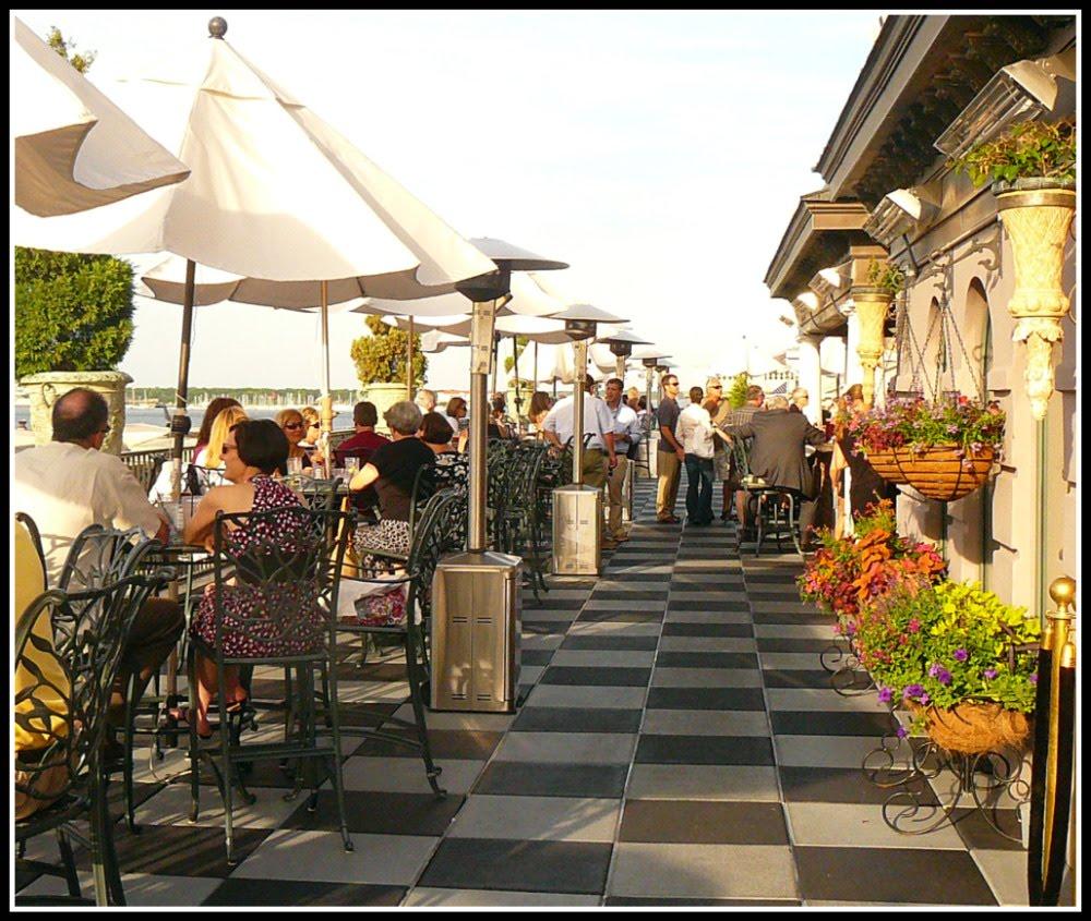 Rooftop Restaurant Downtown Charleston Sc