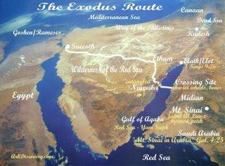 Inilah Bukti Bahwa Nabi Musa Pernah Membelah Lautan [ www.Up2Det.com ]