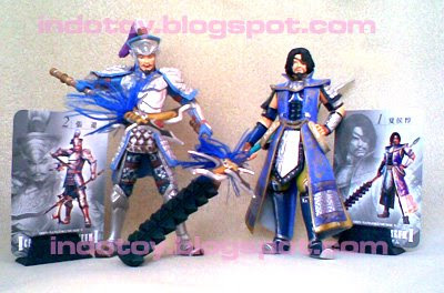 Dynasty Warrior Action Figure