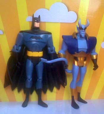 Justice League Action Figure