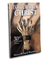 Image: FREE copy of Tortured for Christ