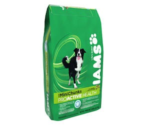 Iams Proactive Health Adult Minichunks Dry Dog Food  Pounds
