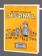Image: Free REI Kids' Adventure Journal