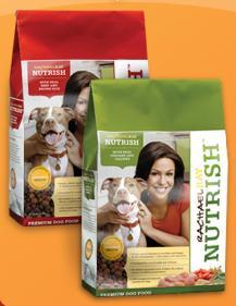 Rate Nutrish Dog Food