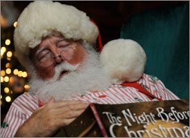Image: Free Santa Tracker