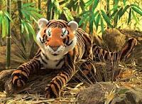 large tiger puppet folkmanis