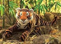 Folkmanis Tiger Puppet