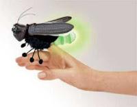 firefly finger puppet folkmanis