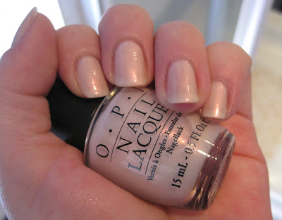 OPI Who Needs A Prince?