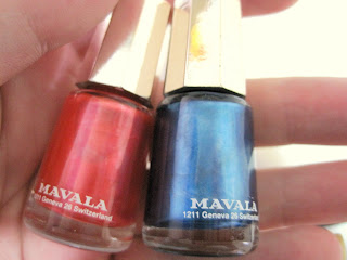 Mavala Paradise Collection