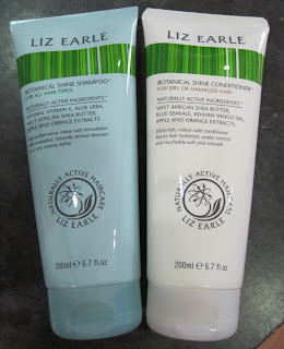 Liz Earle Botancial Shine Shampoo & Conditioner