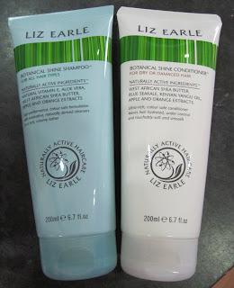 Liz Earle Botancial Shine Shampoo & Conditioner